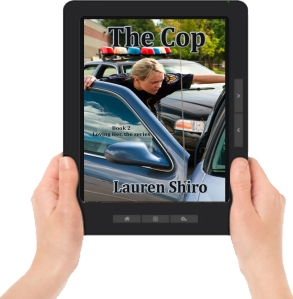The Cop ereader graphic