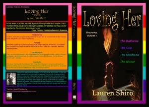 cover flat for Lauren small