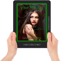 The Model ereader graphic