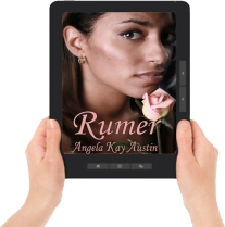 Rumer ereader graphic with hands small