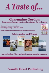 2014 A Taste of Charmaine Gordon CVR
