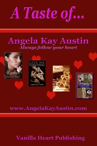 20141 A Taste of Angela Kay Austin CVR