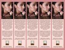 Rumer bookmarks horizontal