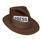 small press hat graphic