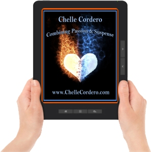 new Chelle ereader logo no books