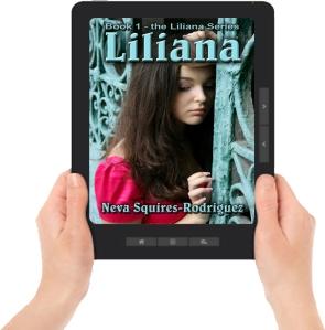 Liliana ereader graphic