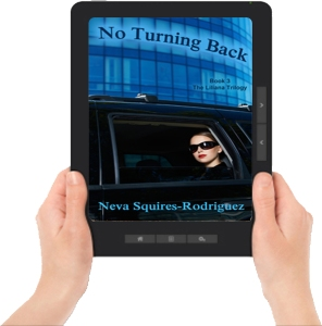 NTB ereader with hands