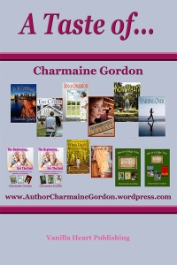 2016 1 A Taste of Charmaine Gordon CVR sm