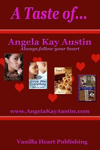 2016 A Taste of Angela Kay Austin CVR sm