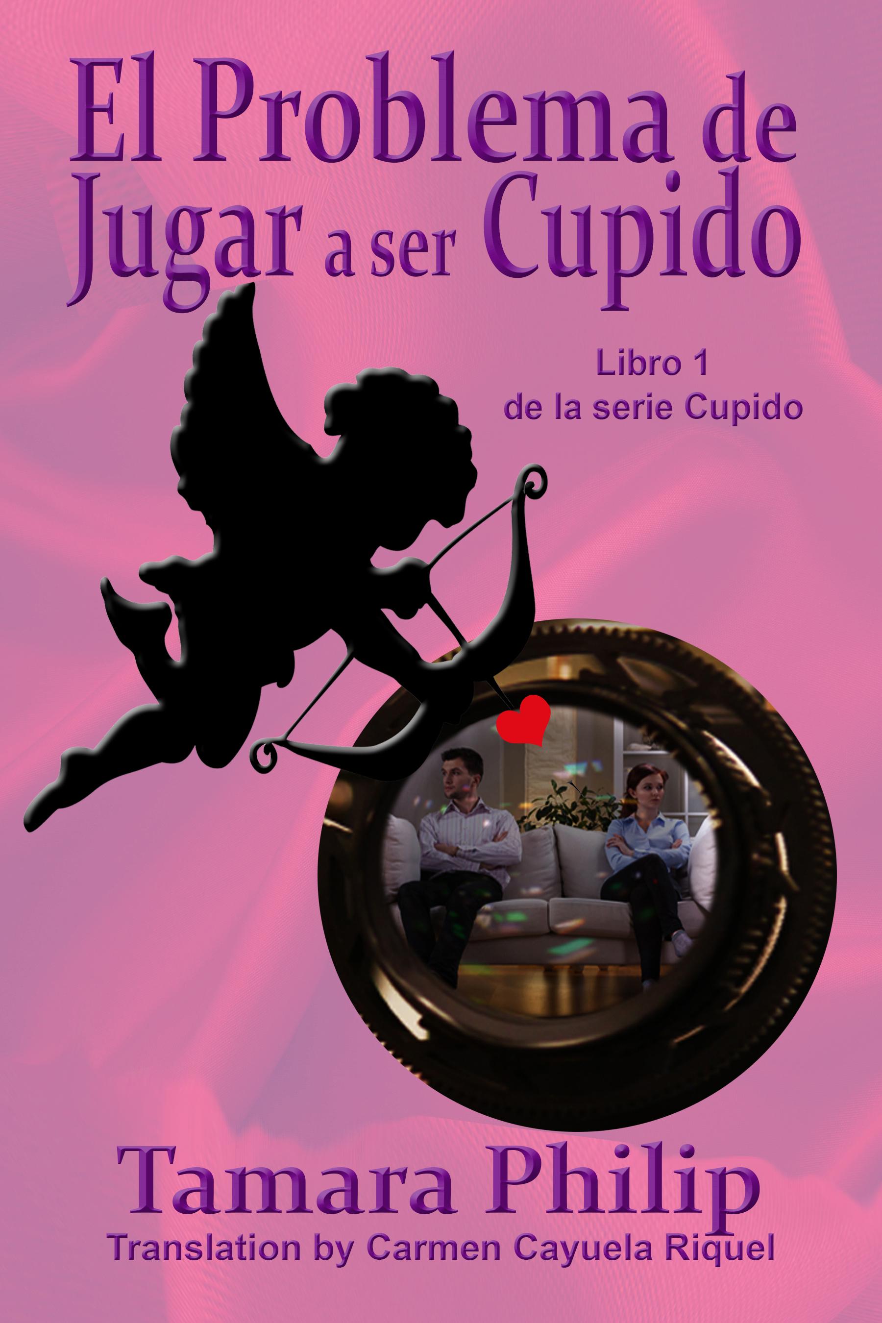 Cupid in spanish
